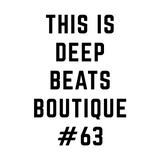 deep beats boutique #63
