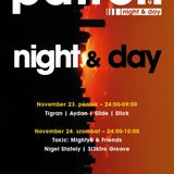 3l3ktro Groove & Nigel Stately - Live @ Patron Club,Budapest After Party (2012.11.25)