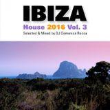 Domenico Rocca - Ibiza House 2016 Vol.3
