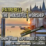 Patrebell with the Houseful Worship September 7 2015