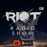 Frankyeffe presents Riot Radio Show - 008