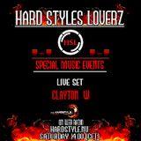 Clayton W - Hard Styles Loverz - Hardstyle.nu - Saturday 19 January 2013