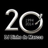 Set Mixado DJ Dinho de Marcco #43 (2006/2007)