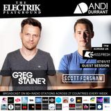Electrik Playground 7/1/17 inc Greg Stainer & Scott Forshaw Guest Session