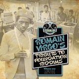 Tek9 Movements - Romain Virgo Tribute to Foundation Riddims