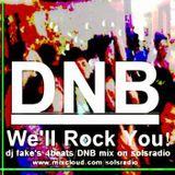 we'll rock you dnbmix 2014 feb.