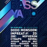 IrishDub presents Bass Yard : Pimpin Crew & Stimulating Frequencies