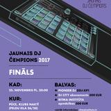 DJ AMBERZOO - New DJ Champ Latvia 2017 - Finals