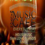 Wil Milton LIVE @ The Milton Music Cafe Radio Show Cyberjamz Radio 4.30.19
