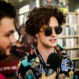 Tumult.fm - Gent Jazz 2017 07/07 - platen kiezen met SCHNTZL