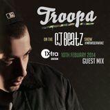 DJ TROOPA BBC 1XTRA GUEST MIX WITH CJ BEATZ 10:02:14