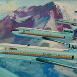Alaska Airlines mix