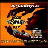 DJ GlibStylez - Boom Bap Soul Mix Vol.75 (Chill Hip Hop Soul & Lo-Fi Beats)