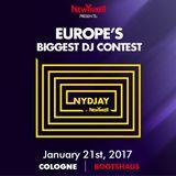 NYDJAY by NEW YORKER - DJ MISTER - GERMANY