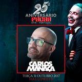 Magna Recordings Radio Show by Carlos Manaça |Live at Pacha Ofir | Portugal