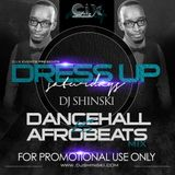 DanceHall vs Afrobeats California Promo Mix