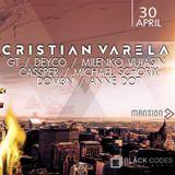 MilenkoVujasin@ElectronicBonfire w Cristian Varela