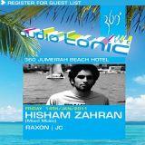 Hisham Zahran - live at Audio Tonic in 360 Club, Dubai, UAE (2011.01.14.)