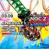 Energy 2000 Przytkowice - NOC Z ENERGYLANDIA (03.09.2016)