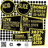 James Steer @ Acid Slice Boney closing set