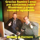 Ramiro Cenoz y su Blumimax.com un sitio que te mejora