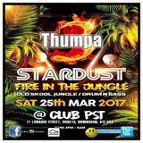 Thumpa @ Stardust 3, Club PST, Birmingham. Saturday 25th March 2017