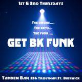 Forest Getemgump DJ Set - 8/31/12 - getBKfunk