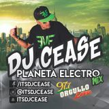 DJ Cease on Planeta Electro (97.7 FM) February 2018