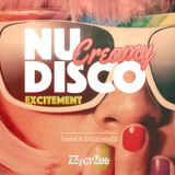 Creamy Nu Disco Excitement - Summer Disco House Mix 2016
