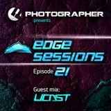 Photographer - Edge Sessions 021 (incl. UCast Guest Mix) 07.10.2014