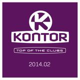 Kontor - Top of the Clubs 2014.02 Mix