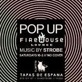 Strobe - Pop Up Firehouse January 30th 2016 Part 1