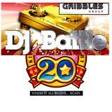 The Gribbles Group DJ Battle 20 - DJ Gemma