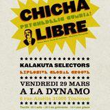Kalakuta Show du 19 mars 2013 : Cumbia & Latin grooves