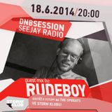 #73 DNB Session - Rudeboy GUESTMIX