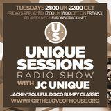 Unique Sessions - 134 - Personal House Classics