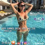 MissDeep  Happy Summer Special Super Mix  Deep House Nu Disco Dance Mix 29-05-18  by MissDeep