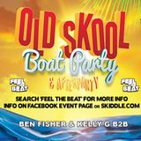 DJ Ben Fisher & DJ Kelly G @ Feel The Beat Boat Party - Manchester - August 30th 2015