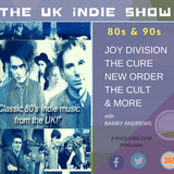 The UK Indie Show -w- Barry Andrews #1 80s & 90s