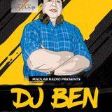MAD LAB RADIO HALLOWEEN MIXTAP OCT 12 DJ BEN