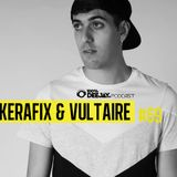 100% DJ - PODCAST - #69 - KERAFIX & VULTAIRE