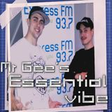 Essential Vibe EXTENED - Special Guest Electrik Carl [14th MAR 2015]