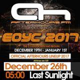 Last Sunlight - EOYC 2017