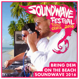 Bring Dem Live on the Beach at Soundwave 2016