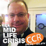 Mid Life Crisis - @ccrmlcrisis - 07/08/17 - Chelmsford Community Radio