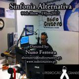 SINFONIA ALTERNATIVA 90th Show - 19Jun2017 - www.radiocruzeiro.pt