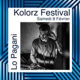 Lö Pagani @ kolorz festival hiver 2019