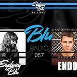 Sydney Blu Presents Blu Radio Epsiode 057 Feat. Endo