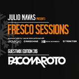 Fresco Sessions Special Guest Paco Maroto