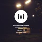 Freunde von Freunden Mixtape #35 by Kaspar Lerch